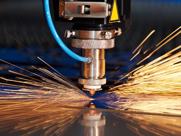 Cięcie laserem